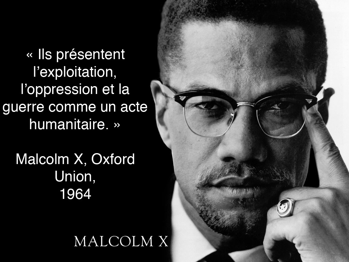 Citation De Malcolm X 183 Base2donn 233 Es